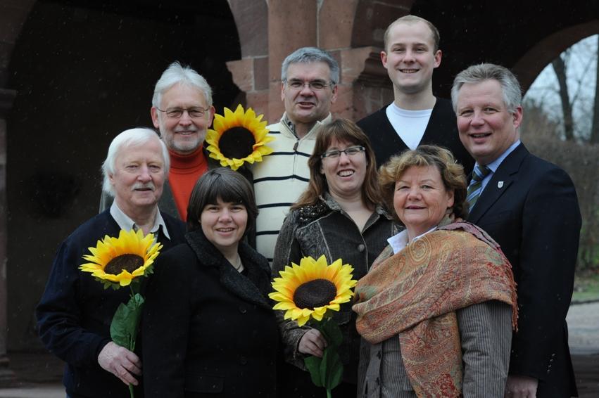 Kommunalwahl 2011_Gruppe